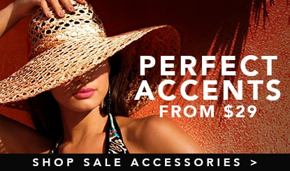 summer accents from $29