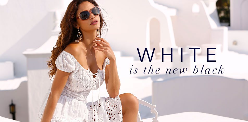 Shop all new spring white hot styles