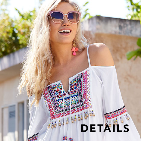 Shop hot white summer styles