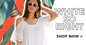 Shop hot summer white styles