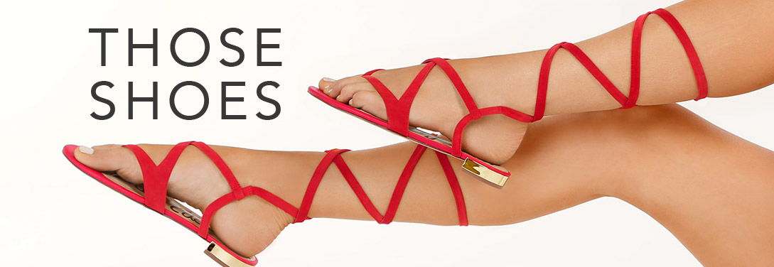 Shop new summer sandals