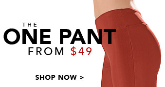 the one pant $49