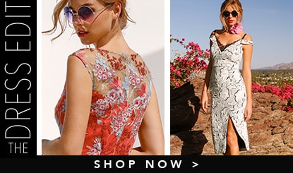 the dress edit shop now