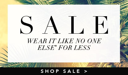 new sale wear it like no one else