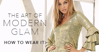 the art of modern glam