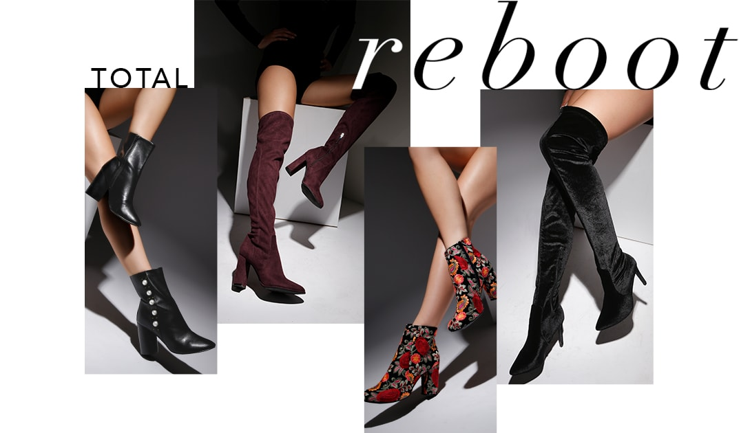 Shop new fall boots