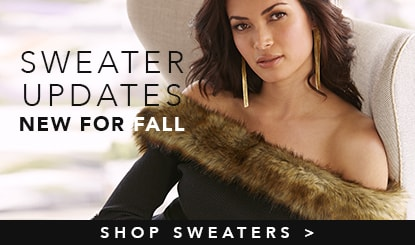 sweater updates new for fall