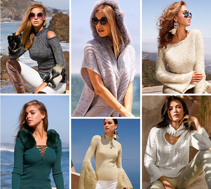 Must have sweater trends-shop new sweaters