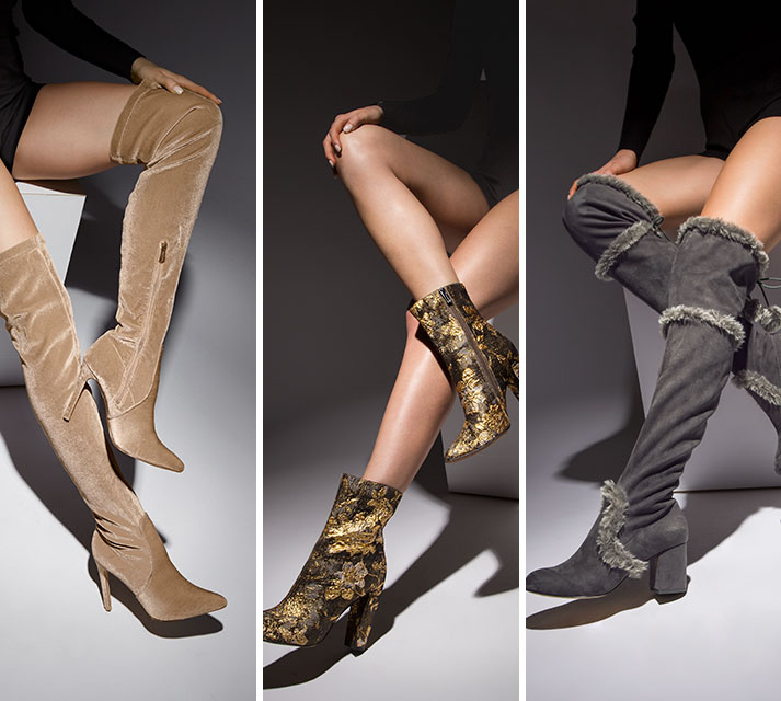 get ready to stand out-shop new boots