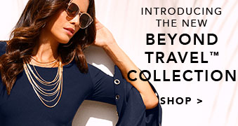 introducing the new beyond travel collection