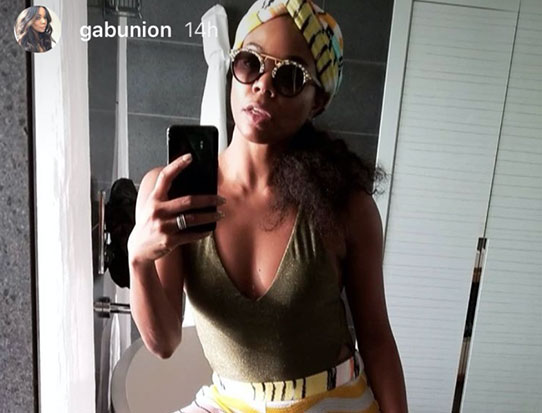 Gabrielle Union Goes Beyond Proper<sup>&trade;</sup> in Hawaii