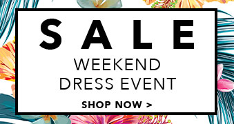 weekend dress event