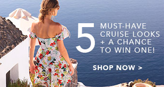 5 must have cruise looks + chance to win one