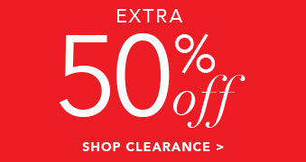 Shop Winter Clearance Sale: Extra 50% Off