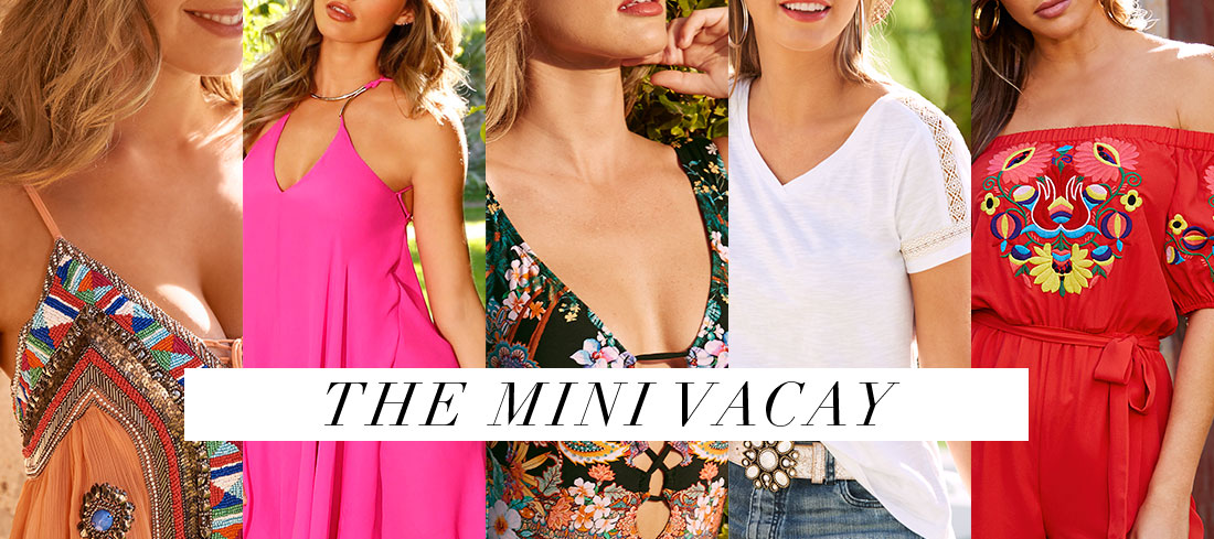 The Mini Vacay