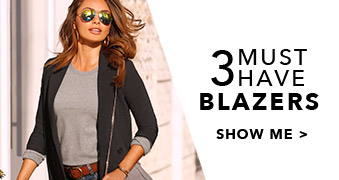 3 must have blazers