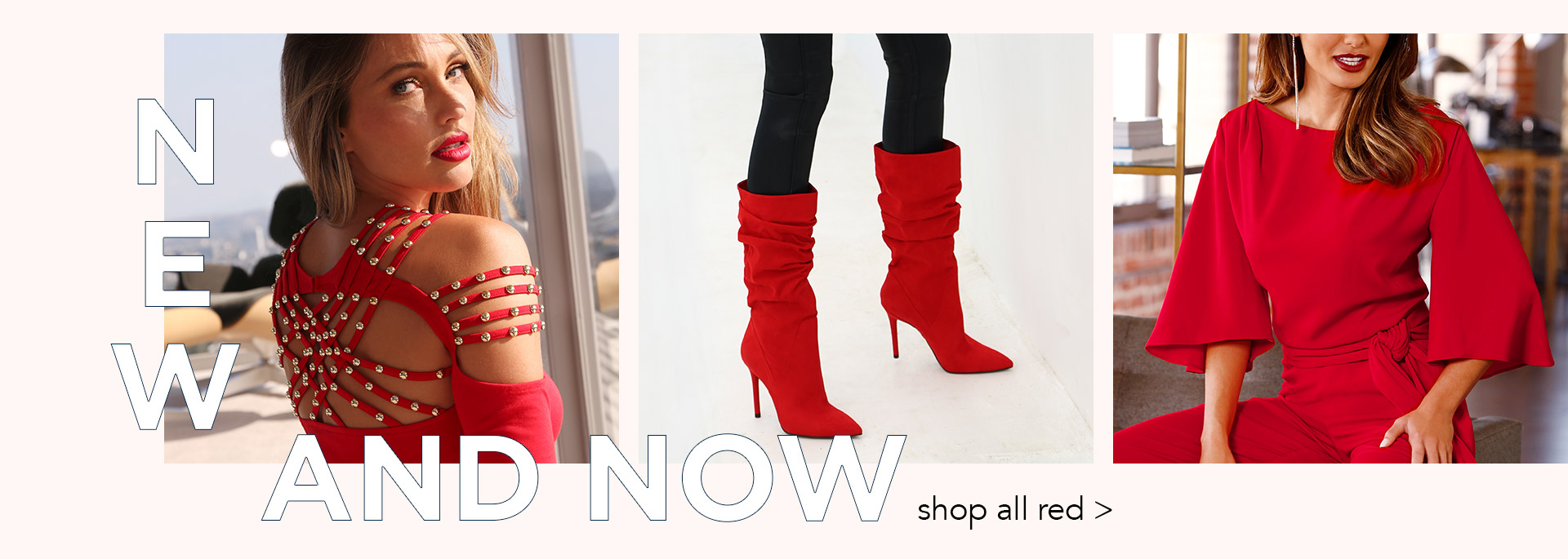 Shop the color red