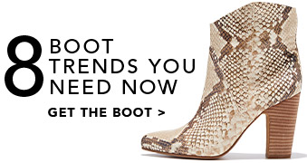 8 Boot Trends you need now